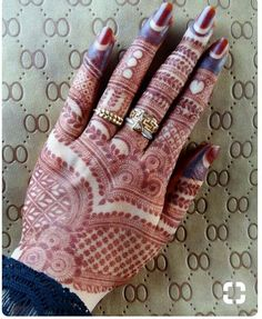 Mehndi Designs Archives - Get beauty tips and the latest essentials for your face, skin and body. Finger Henna Designs, Indian Mehndi Designs, Modern Mehndi Designs, Mehndi Design Pictures, Mehndi Designs For Girls, Wedding Mehndi Designs, Mehndi Designs For Fingers, Beautiful Henna Designs, Latest Mehndi Designs