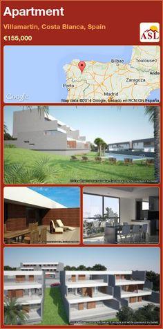 Apartment in Villamartin, Costa Blanca, Spain ►€155,000 #PropertyForSaleInSpain