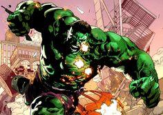 Hulk by Leinil Yu ♥ http://comicart.altervista.org