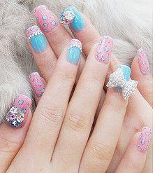 nail cosmetic art