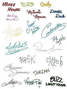 YOUR PINTEREST HAS NOW BEEN SIGNED BY DISNEY!!