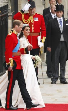 Its official - The Royal Couple, Duke and Duchess of Cambridge:William and Catherine.  A LOVE STORY :)