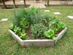 Small Backyard Garden How To Make shabby chic garden ideas plants.Easy Home Garden Ideas. Small Outdoor Herb Garden Ideas, Small Herb Gardens, Small Backyard Gardens, Small Space Gardening, Big Backyard, Modern Backyard, Outdoor Ideas, Backyard Garden Landscape, Potager Garden