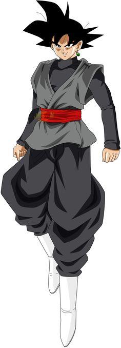 Goku black v5 by jaredsongohan on DeviantArt