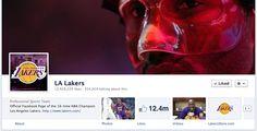 Lakers with #KobeMask