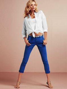 NEW! Twill Crop Pant #VictoriasSecret http://www.victoriassecret.com/clothing/casual-chic-looks/twill-crop-pant?ProductID=95038=OLS?cm_mmc=pinterest-_-product-_-x-_-x