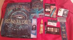 @amberkhughes32 This #Reawakened Grand Prize makeup really helped me create my Egyptian look Thanks again @ColleenHouck