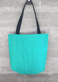 VIDA Statement Bag - Blue Movement by VIDA K8yXm