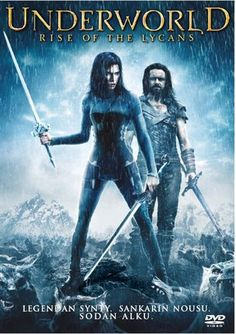 """Underworld: Rise of the Lycans"" 2009  Rhona Mitra as Sonja, Viktor's daughter    & Michael Sheen as Lucian, Sonja's love interest and the first of his kind who can change into the wolf form at will."