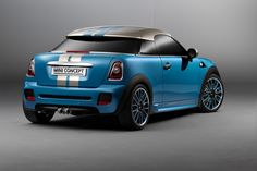 noThe new Mini Cooper Coupe...but in red...with white or black.