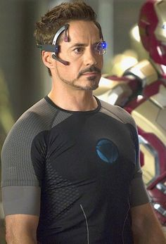 Robert Downey Jr - Iron Man 3