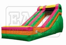 S15 SlideModel No: E3-060 	Brand Name: East  Place of Origin: China 	Size(Feet):26ft(L)x14ft(W)x15ft(H)  Weight: Kg 	Size(Meter): 8m(L)x4.3m(W)x4.5m(H)
