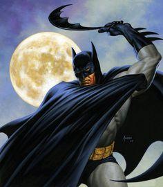 Batman by Joe Jusko