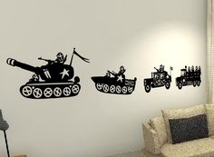 XXL Riesen Maus Militär Armee Tank Leben von Stickersshopthree