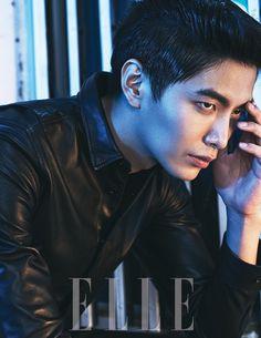 Lee Min Ki - Elle Magazine March Issue '14