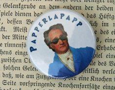 Button Goethe von Un-Art-Tick auf DaWanda.com
