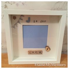 Letter X is for... scrabble frame Handmade by me using wooden scrabble tiles & F is for Friend - personalised : handmade / scrabble frame ... Aboutintivar.Com