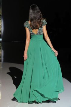 CABOTINE BY GEMA NICOLÁS | Bridal Glam Dresses, Sexy Dresses, Formal Dresses, Fiesta Outfit, Makita, Chiffon Dress, Wedding Gowns, Party Dress, Bridesmaid Dresses