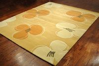 Safavieh Soho SOH302A Gold area #rugs - This can be purchased at BoldRugs.com