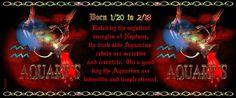 Valxart Gothic Aquarius zodiac astrology  Born 1/20 to 2/18 by Valxart