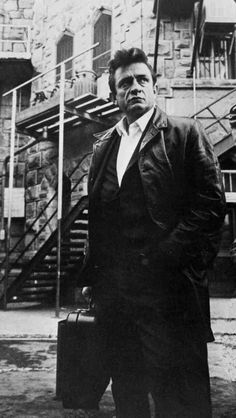 Johnny Cash at Folsom Prison in 1969