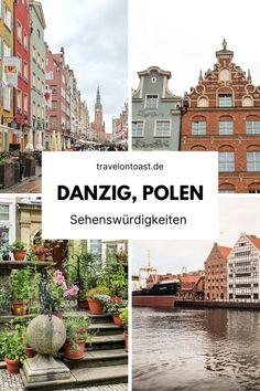 Danzig, Eastern Europe, Bulgaria, Wonderful Places, Poland, Taj Mahal, Multi Story Building, Country, Travel