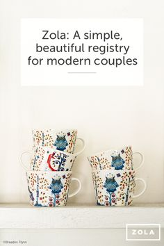 From homewares & experiences to cash & honeymoon funds, find the wedding registry gifts that fit with your style. Discover a better way to register with Zola.