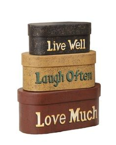 Your Hearts Delight 8 by 3-1/2-Inch Live Laugh Love Nesting Boxes, Large, http://www.amazon.com/dp/B009KMXAME/ref=cm_sw_r_pi_awdm_MR1fub1HFZGX9