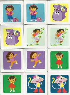 1000 Images About Dora On Pinterest