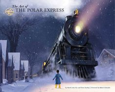 The Polar Express belongs to Xmas..