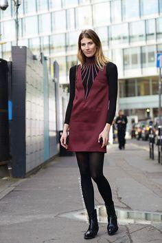 Muitas mulheres ficam na dúvida se podem usar seus vestidos e saias longas no…