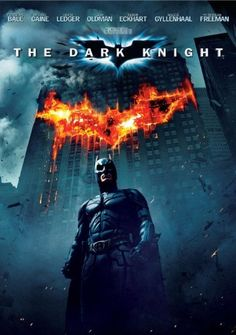 Rent The Dark Knight starring Christian Bale and Heath Ledger on DVD and Blu-ray. Get unlimited DVD Movies & TV Shows delivered to your door with no late fees, ever. One month free trial! Batman Christian Bale, Batman The Dark Knight, The Dark Knight Poster, Batman Dark, Dc Movies, Great Movies, Movies And Tv Shows, Movie Tv, Movies Online