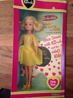 Pedigree Sindy Doll Party Time NRFB