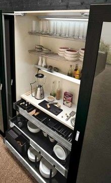 Kitchen Accessories - contemporary - pantry - vancouver - European Kitchen Art