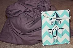 while it rains (formerly hi, baby.): from the vault :: build a fort kit