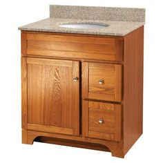Foremost Worthington 30 in. Single Bathroom Vanity