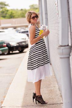 Stripes & Mesh