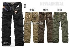 Multi-Pocket Men's Camouflage Casual Overalls Pants – teeteecee - fashion in style Jeans Pants, Trousers, Tactical Pants, Cheap Pants, Special Forces, Overalls, Shorts, Casual Pants, Jeans