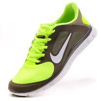 best sneakers f0f3d a4639 Billig Schuhe Herren Nike Free 4.0 V3 (Farbe Vamp-braun,innen-