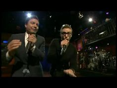 """'The History of Rap' by Jimmy Fallon and Justin Timberlake """"The Original"""""""