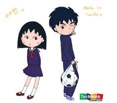 I really want to see their teen's life Shin Chan Wallpapers, Teen Life, Cover Girl, Chibi, Geek Stuff, Animation, Fan Art, Manga, Anime