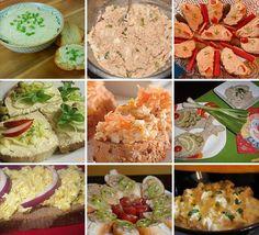Množstvo skvelých receptov na slané a sladké nátierky, pomazánky a iné lahôdky zo stránky NAJLEPŠIE pozbierané recepty...