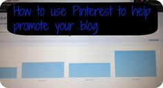 how to use pinterest to help your blog