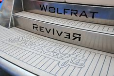 Wolfrat - Sportcraft Wolf, Gallery, Design, Sailing Ships, Boats, Roof Rack, Wolves, Timber Wolf