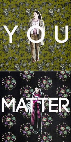 """Molly Hooper: You matter. -- this hit me like a brick. my friend keeps telling me this! """"you matter""""!"""