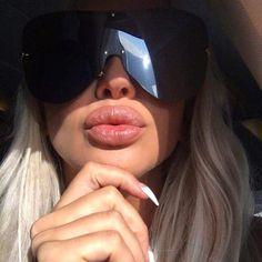 #SUNGLASSES #NEW Pop Age 2018 New Polarized Luxury Oversized Sunglasses Women Men Brand Designer Big Frames Goggle Sunglasses Gafas de Sol…