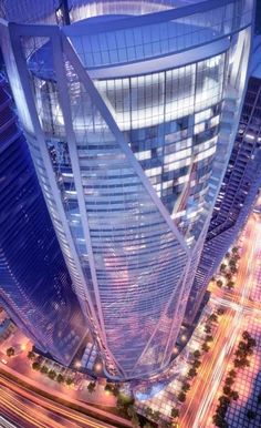 World of #Architecture: Modern Architecture In #Toronto; One Yonge #Skyscrapers