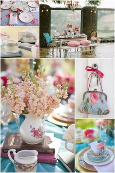 Alice in wonderland themed tea party Tea Party Decorations, Bridal Shower Decorations, Centerpiece Ideas, Balloon Decorations, Tea Party Theme, Party Themes, Party Ideas, Party Party, Party Wedding