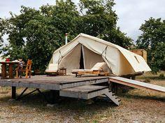 Cuatro Cuatros: Luxury Camping in Baja California