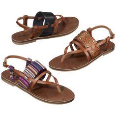 black strap, please // Women's Mossimo Supply Co. Strappy Flat Sandal